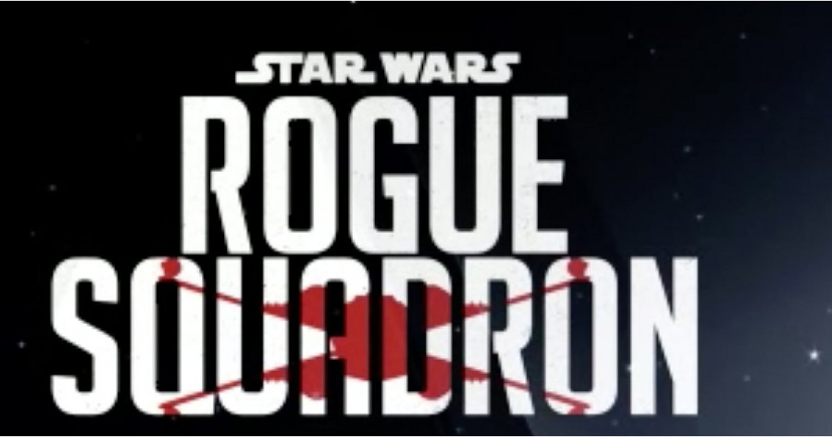 10 new Star Wars shows incoming - plus Rogue Squadron movie