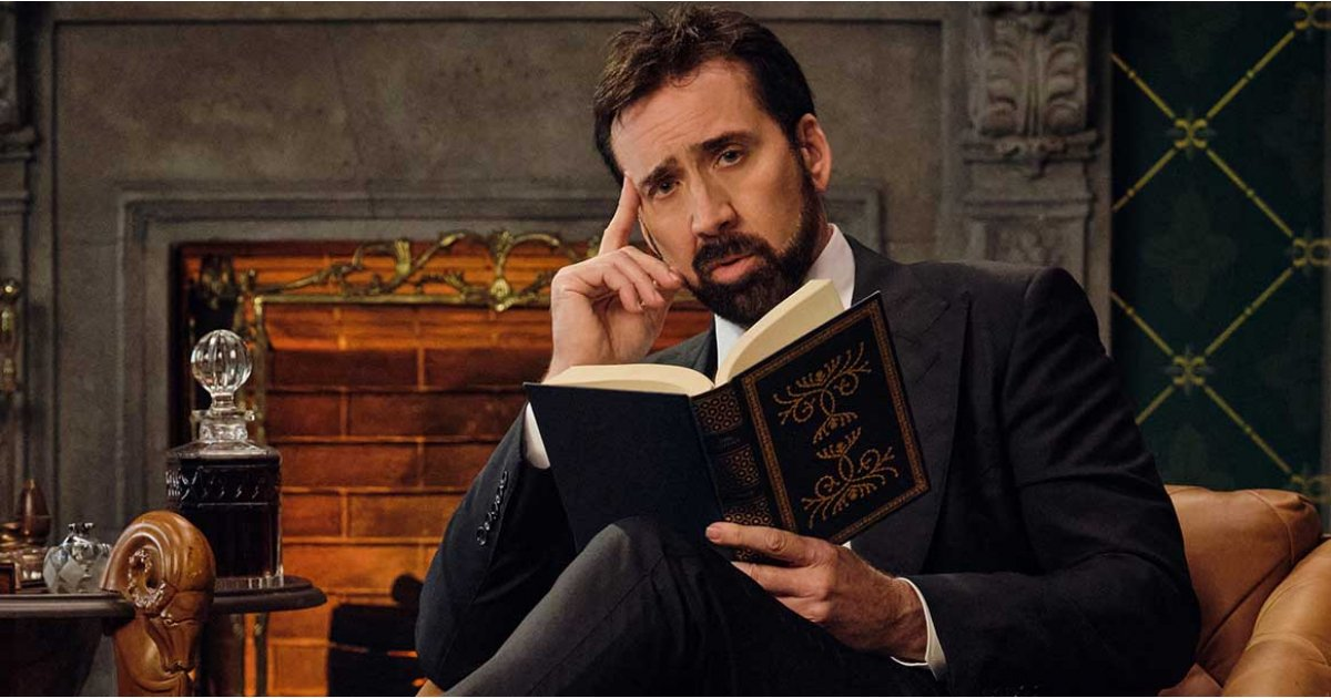 History of Swear Words arrives on Netflix: witness Nic Cage in all his sweary glory
