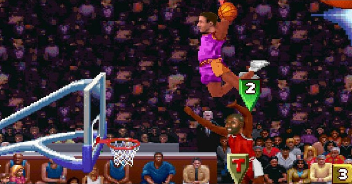 New NBA Jam documentary set to slam dunk on to screen