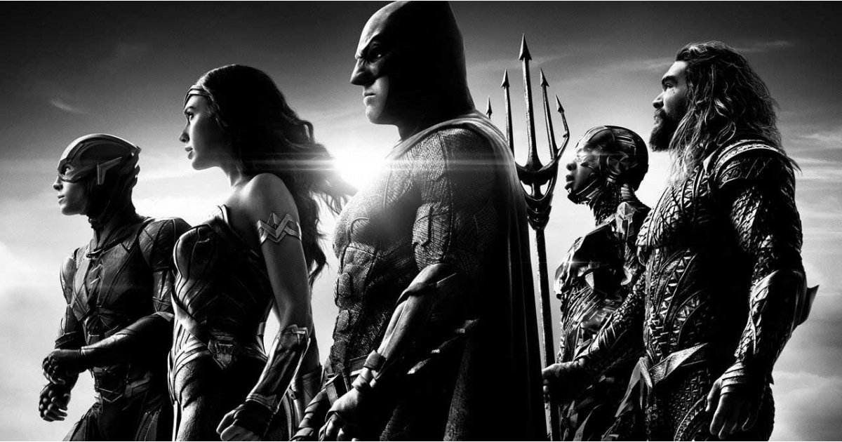 Zack Snyder's Justice League just revealed a huge change