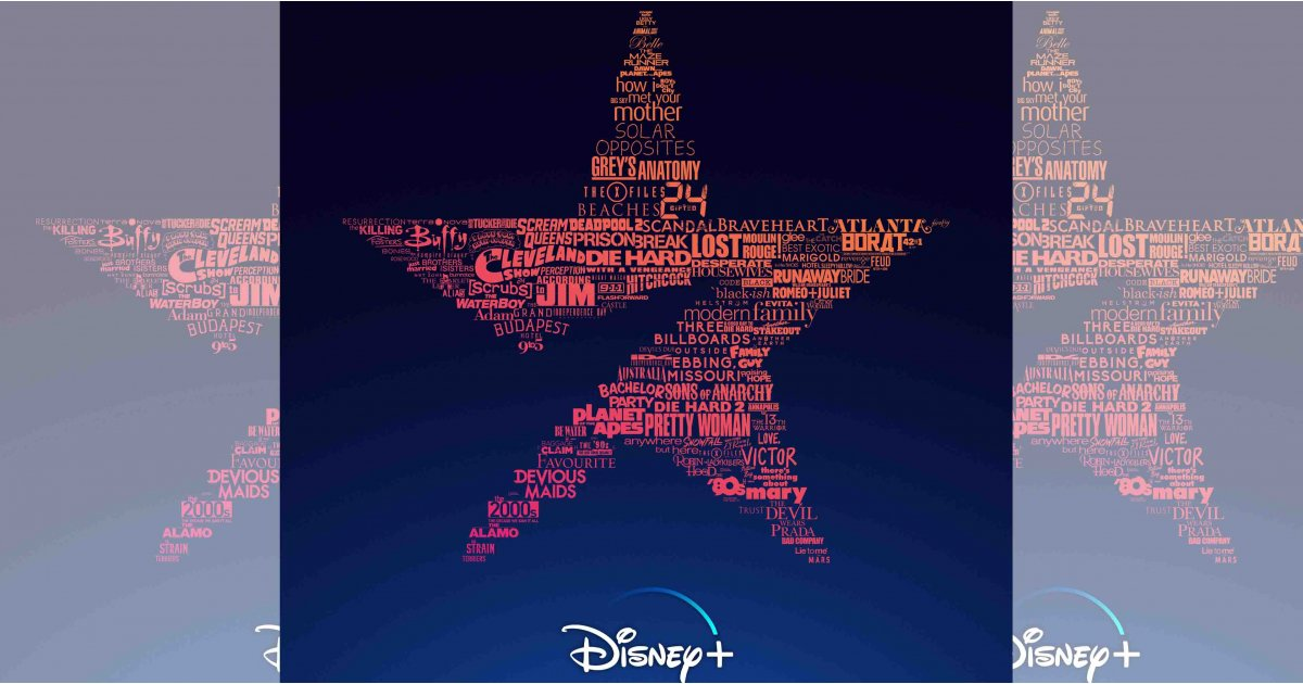 Star on Disney Plus: everything you can watch right now