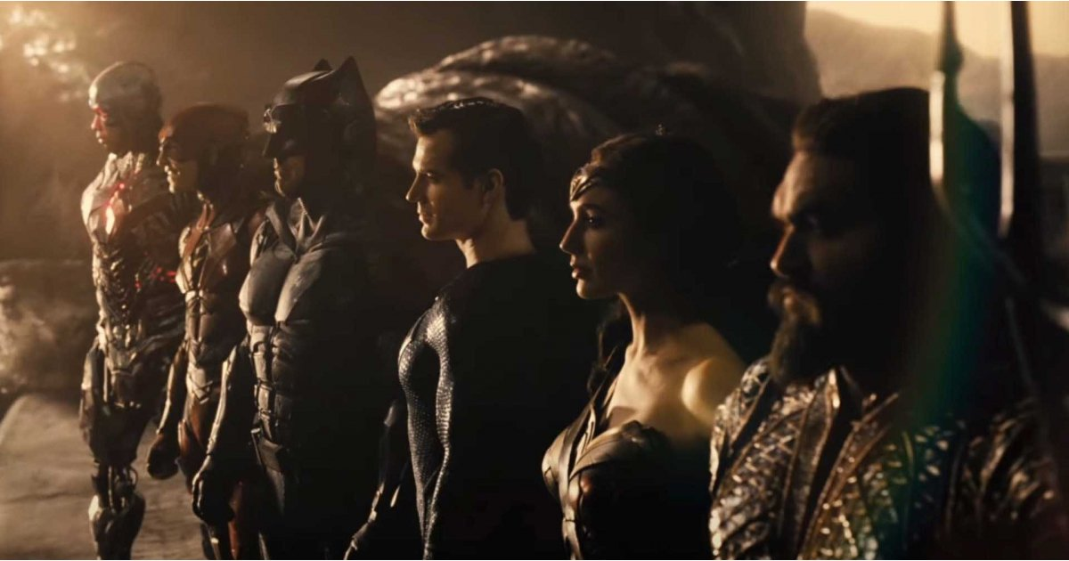 Zack Snyder's Justice League ups the violence and swearing - gets new rating!