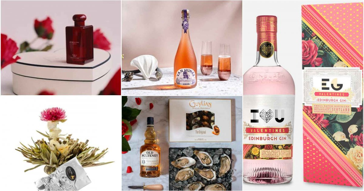 Best Valentine's Gifts: romantic presents they'll actually like