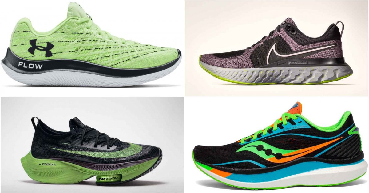 Best running shoes in 2021: perfect footwear for every kind of runner