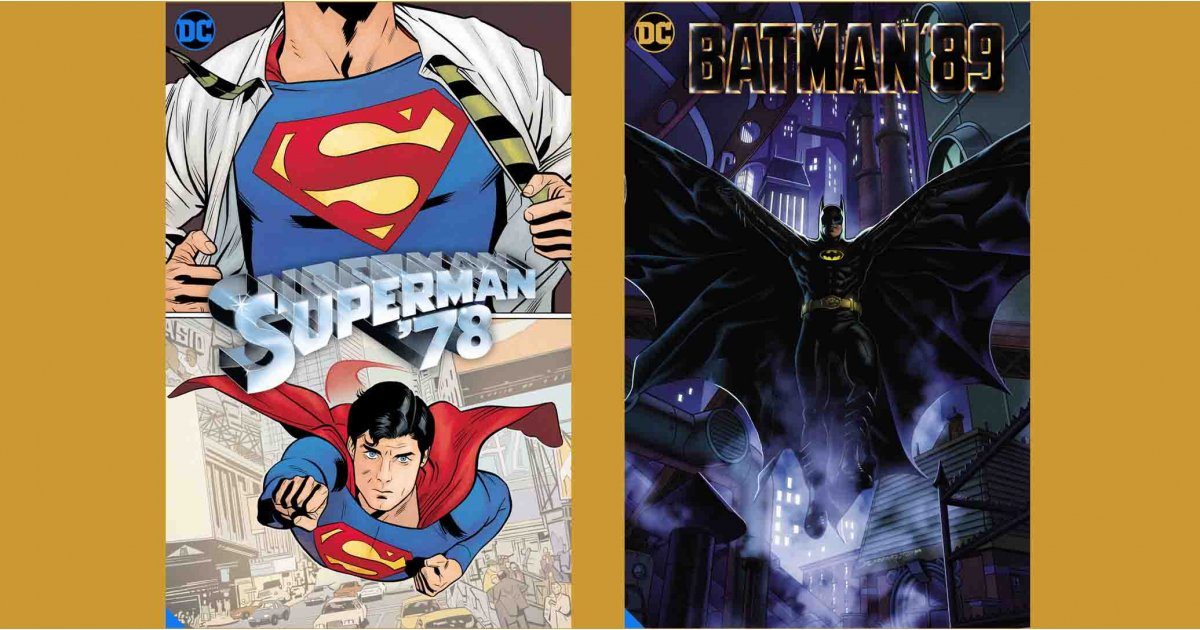 DC set to revisit Burton's Batman and Donner's Superman