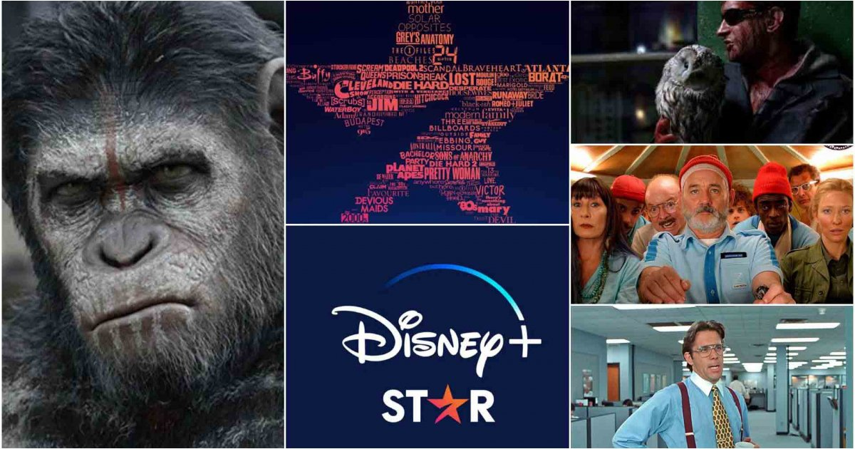 Star on Disney Plus is here! 15 movies and shows to binge watch now