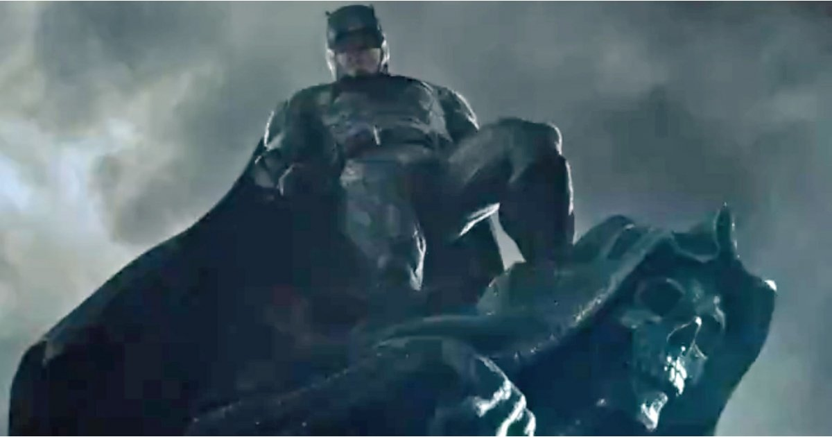 New Batman teaser released: the Dark Knight takes centre stage