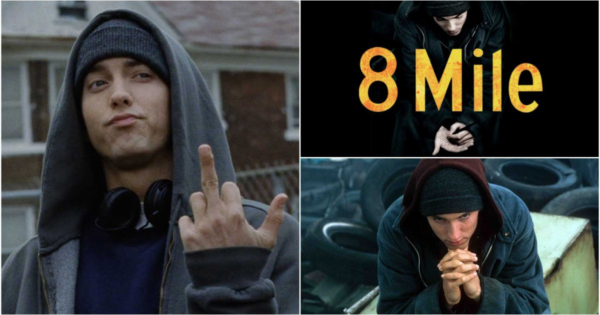 8 Mile: 15 things you (probably) didn't know about Eminem's movie