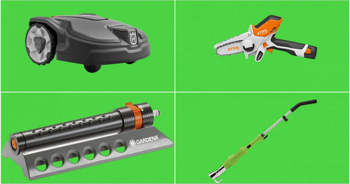 Best garden tools: great garden gadgets
