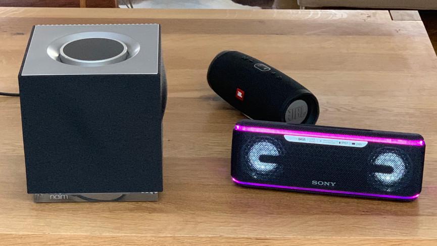 best portable speaker for producing