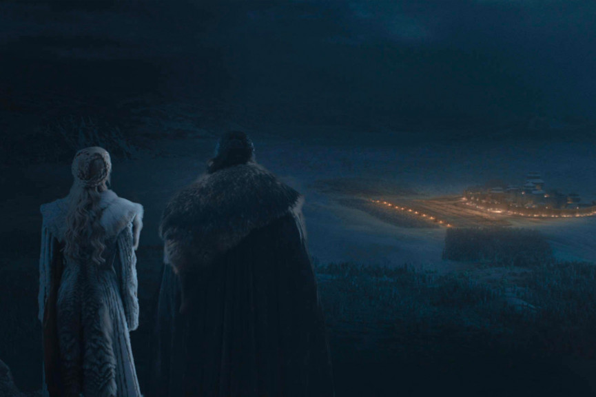 HBO offers Game of Thrones teaser stills ahead of the bloodbath ahead