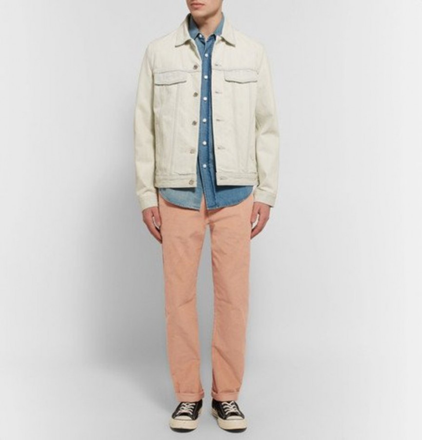 Be This Wearing Are To Pastel SummerSo You're Going Trousers Here 53ARj4Lq