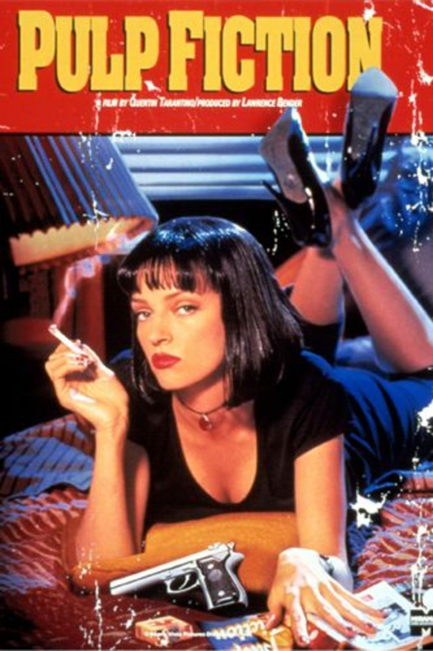 50 Things You (Probably) Didn't Know About Pulp Fiction