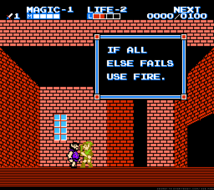 75 pieces of wisdom from video games
