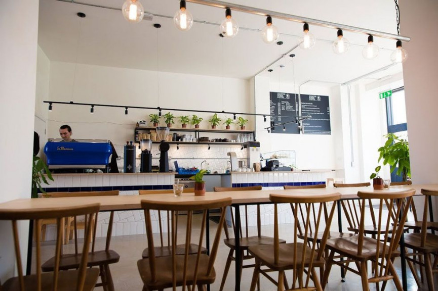 The coolest coffee shops in the UK