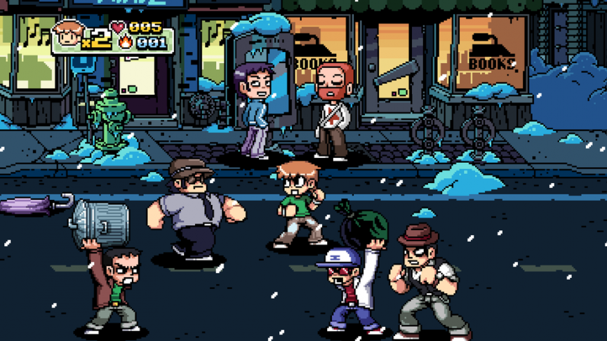 The 20 greatest beat'em ups of all time