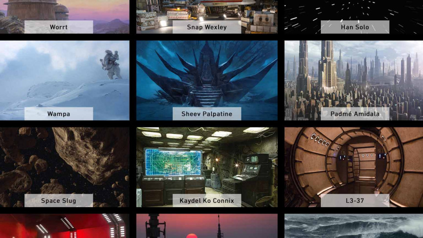 The Best Zoom Backgrounds Fun Zoom Backgrounds Star Wars Marvel And More