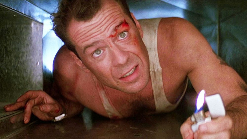 The best action hero one liners: Yippee Ki Yay!