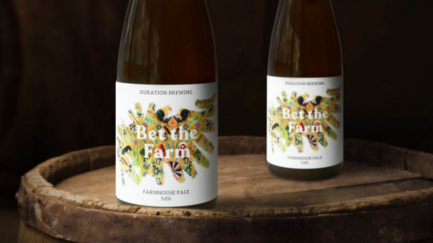 Beer of the week: Duration Brewing - Bet The Farm (Fermata Release)